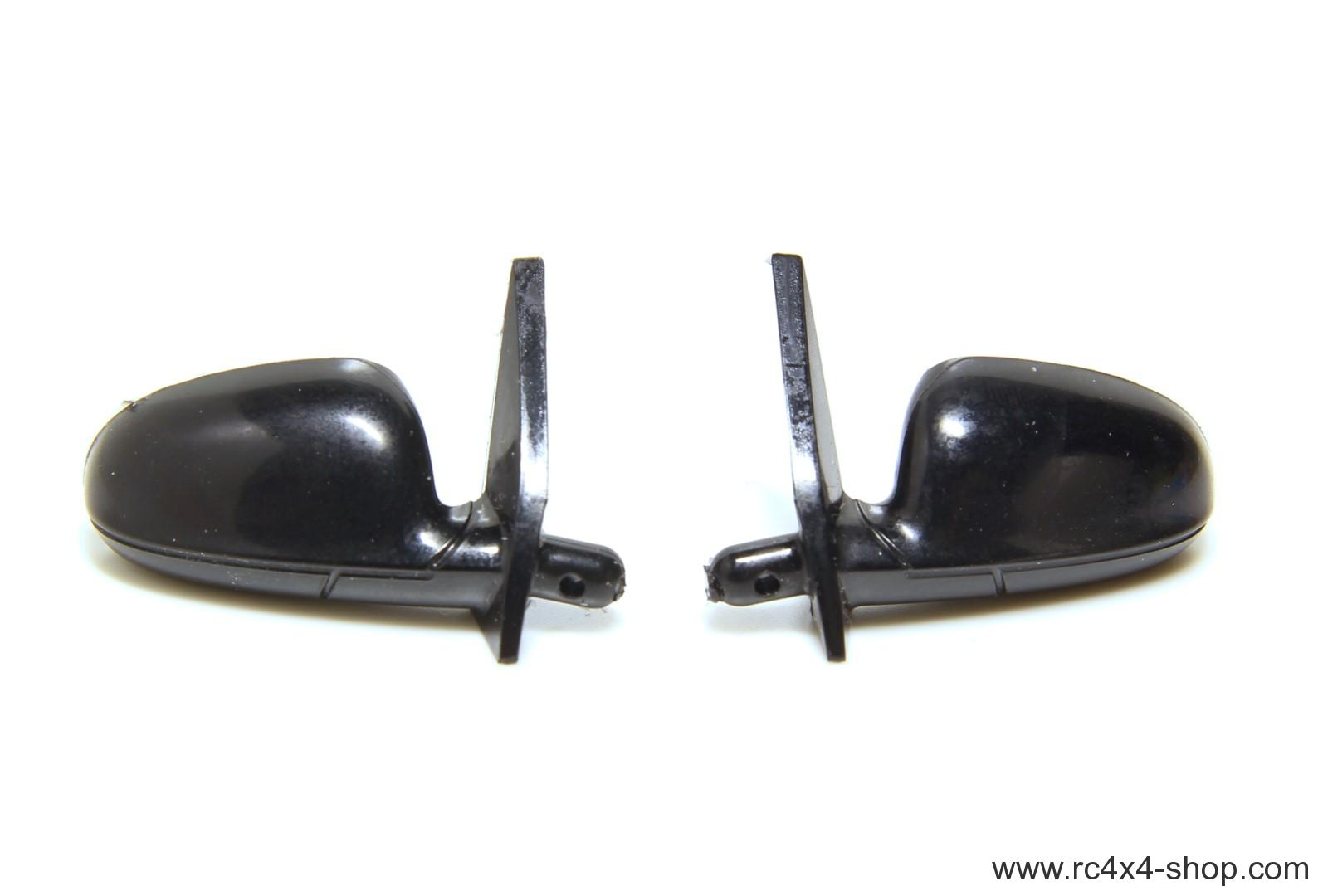 VW Amarok Rubber Mirrors