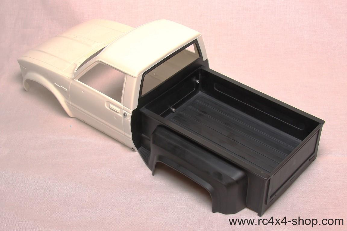 Stepside Deep Bed for Tamiya Hilux
