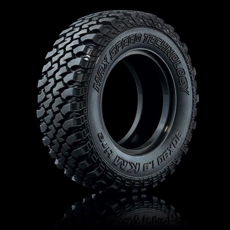 (101036) 1.9 KM Crawler Tires, 1 pair