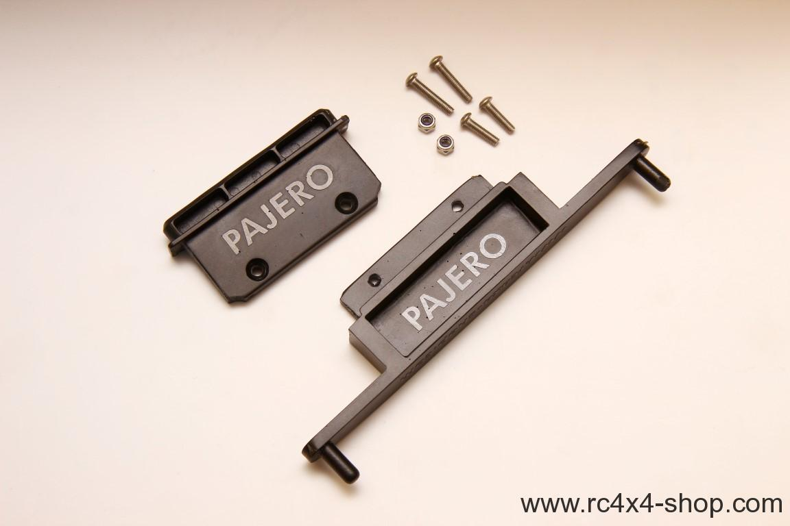 CMX Body mounts for Tamiya Pajero Hardbody