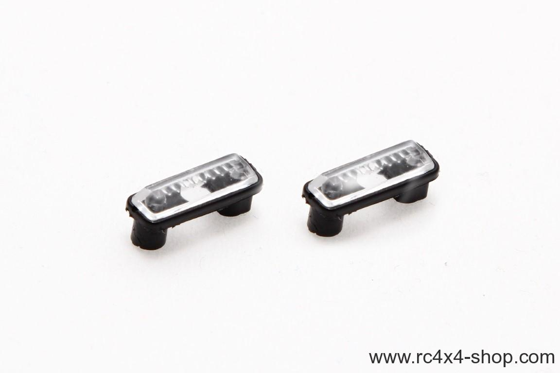 Position lights, high, clear, 1 pair