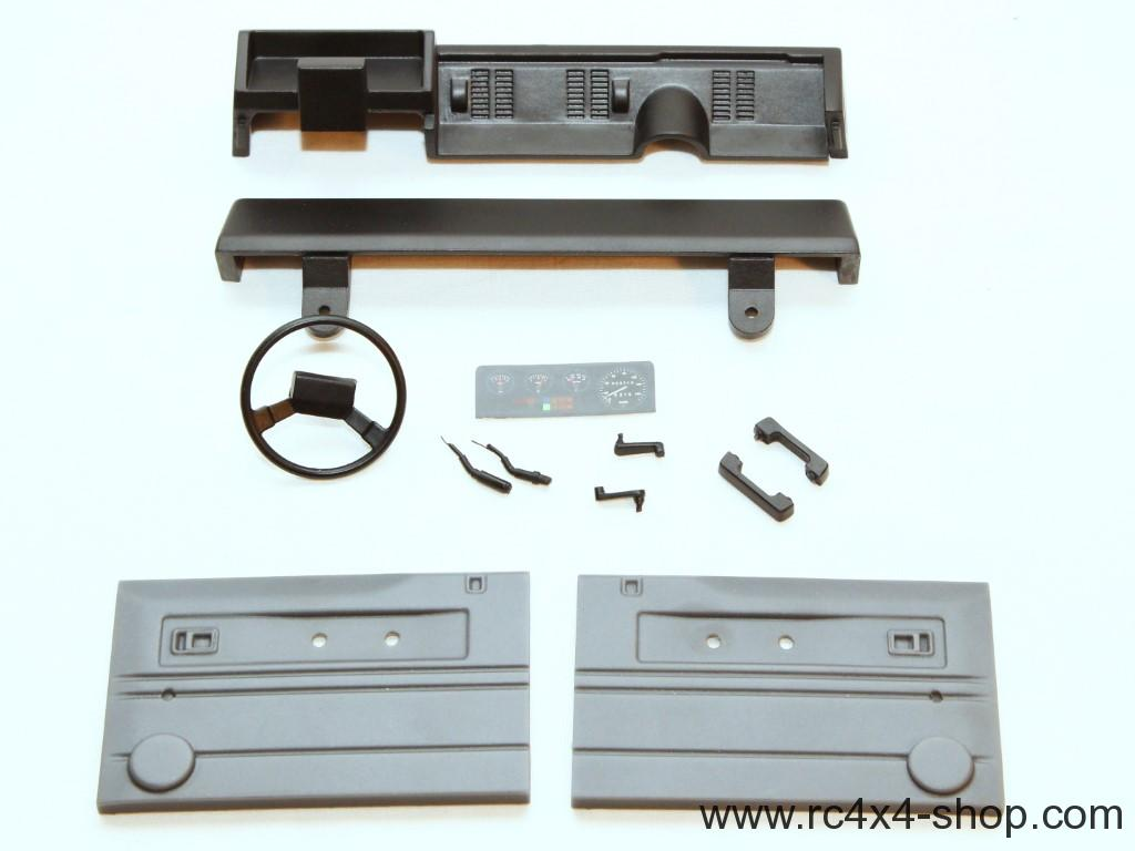 Interior Set for Land Rover Defender D90 / D110 (LHD)