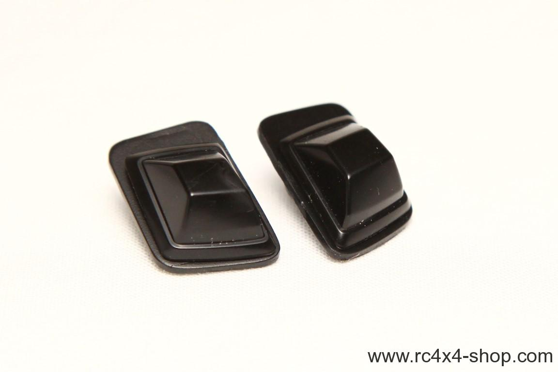 Position lights for Mercedes G Class Tamiya CC-02, smoke