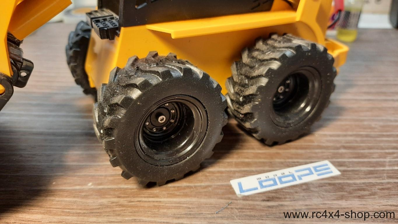 Scale wheel for wheel loader 1/14 and 1/16 Scale