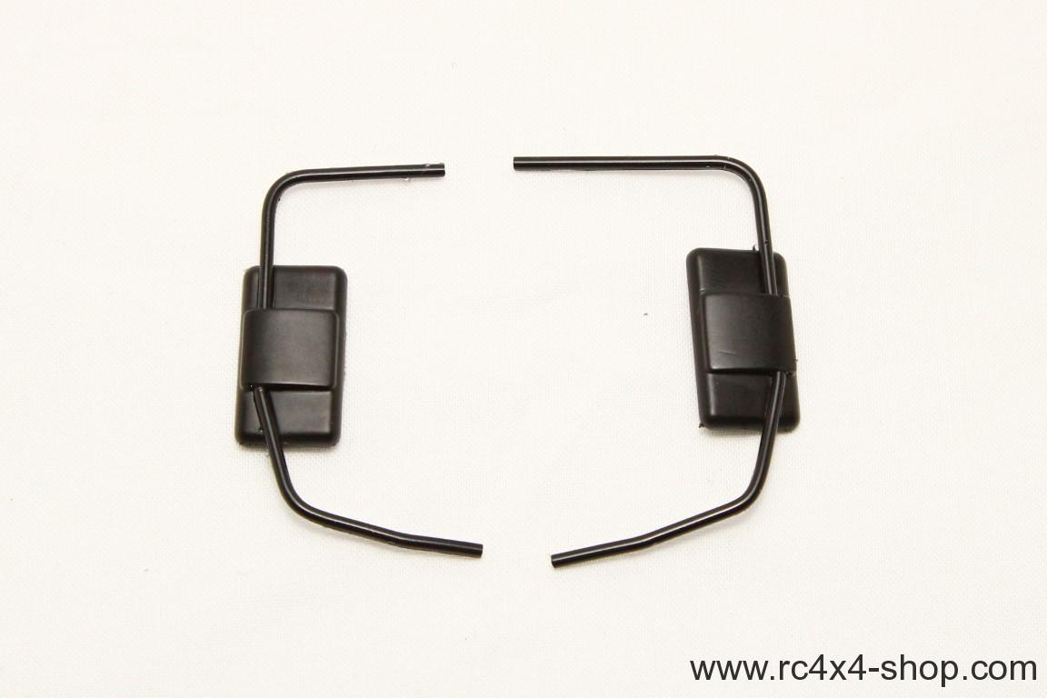 Universal Truck Rubber Mirrors V3