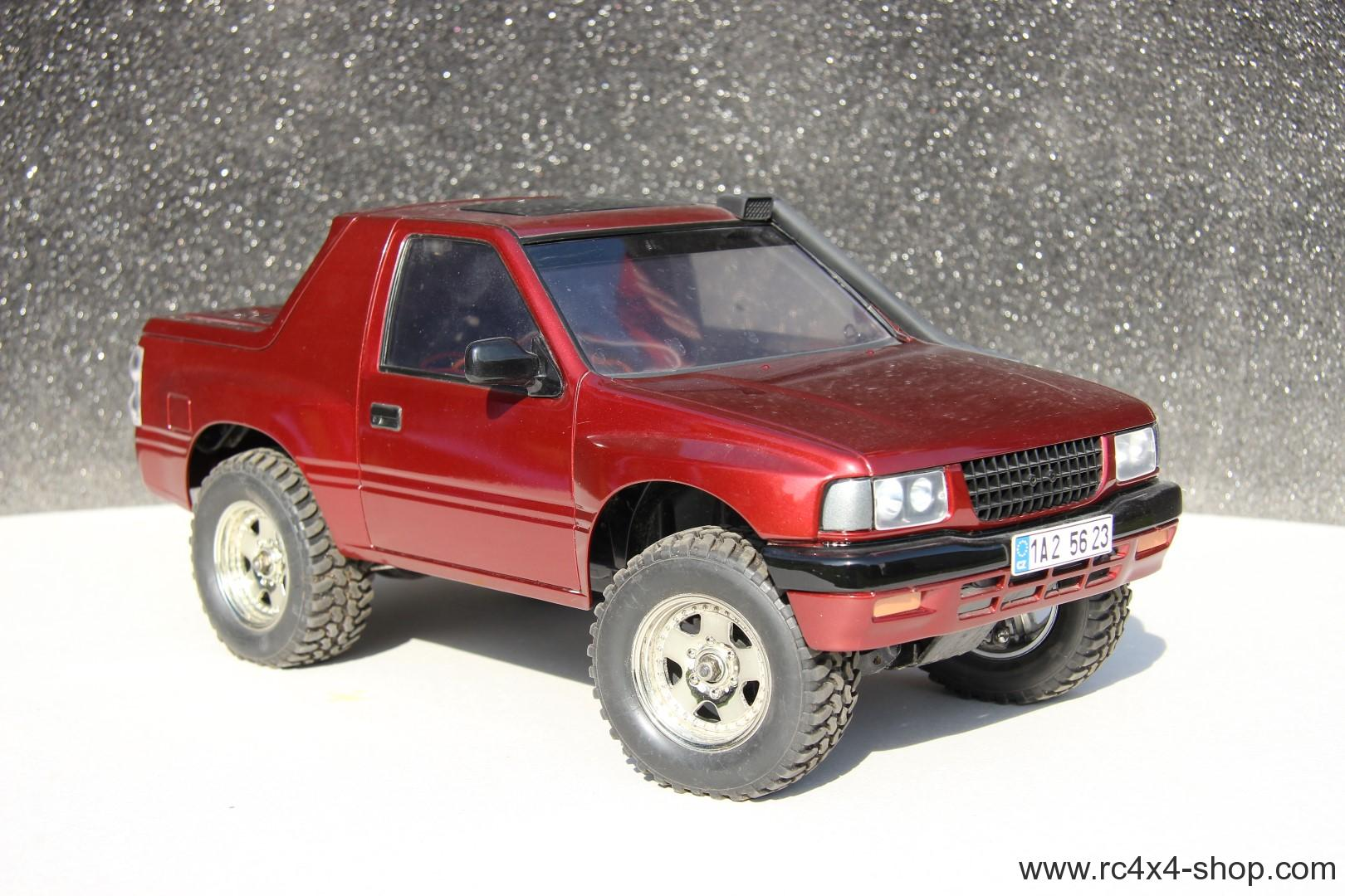 Car Body Kits >> Offroad Car KITs | CC-01 Isuzu Amigo