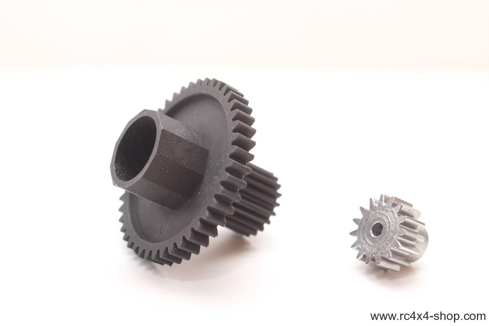 Modified Spur + Pinion for CC-01 / XC