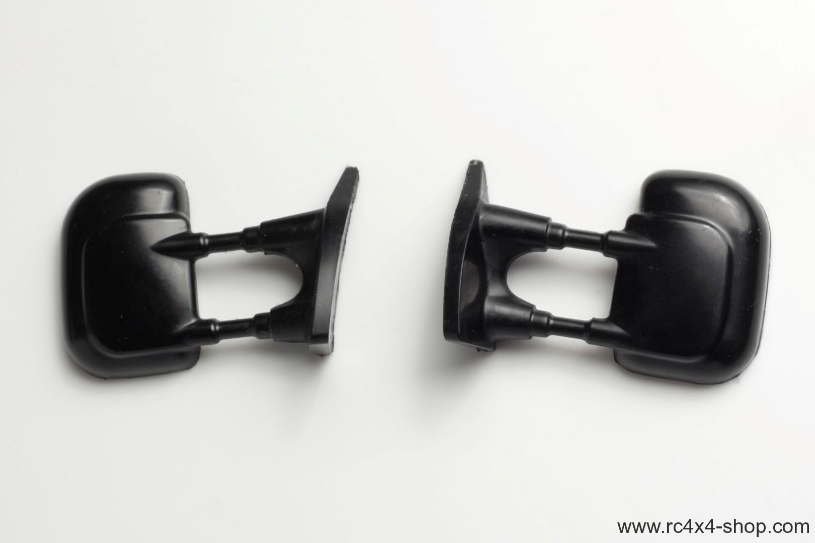 Ford F350 Rubber Mirrors