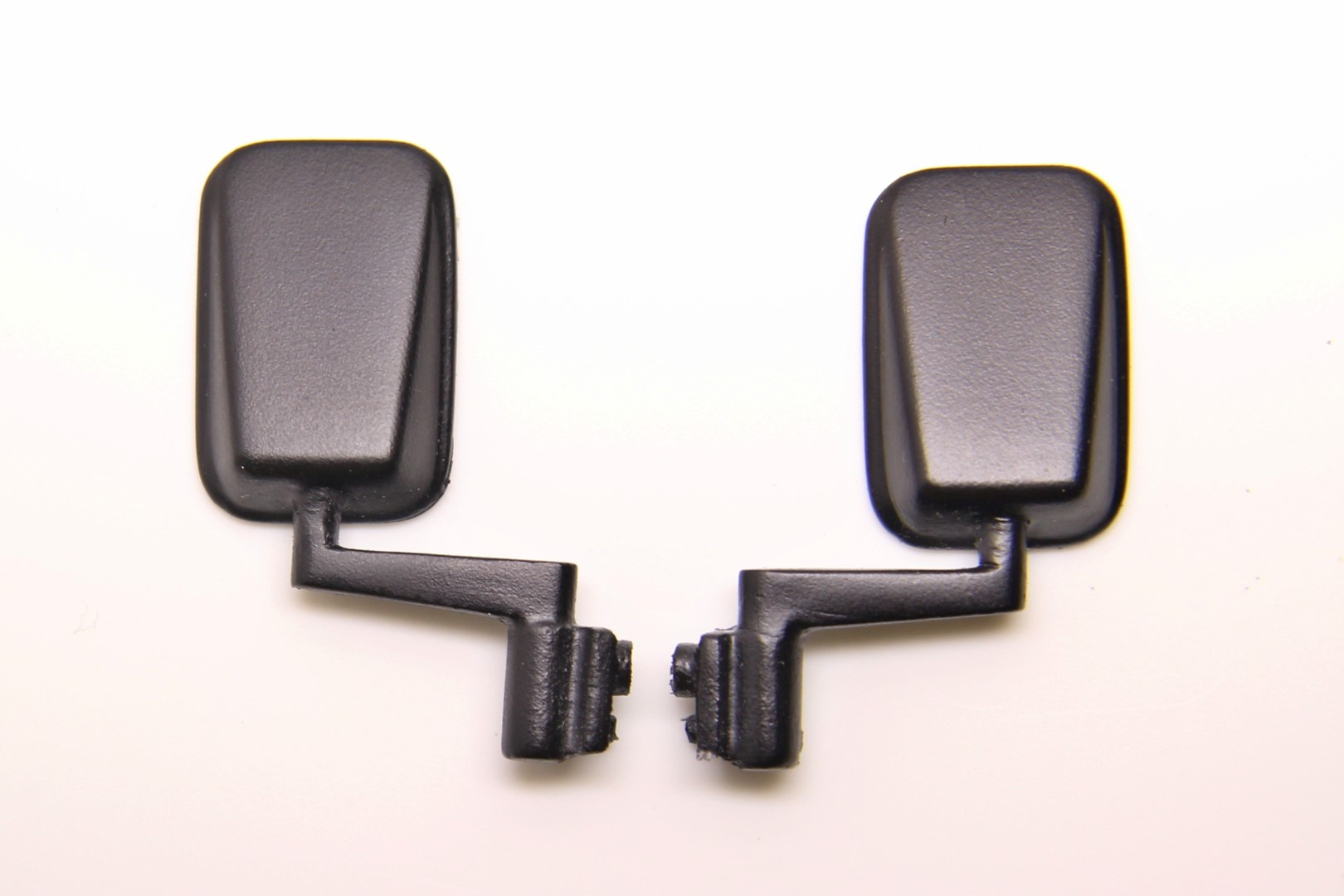 NEW Land Rover Defender Rubber Mirrors