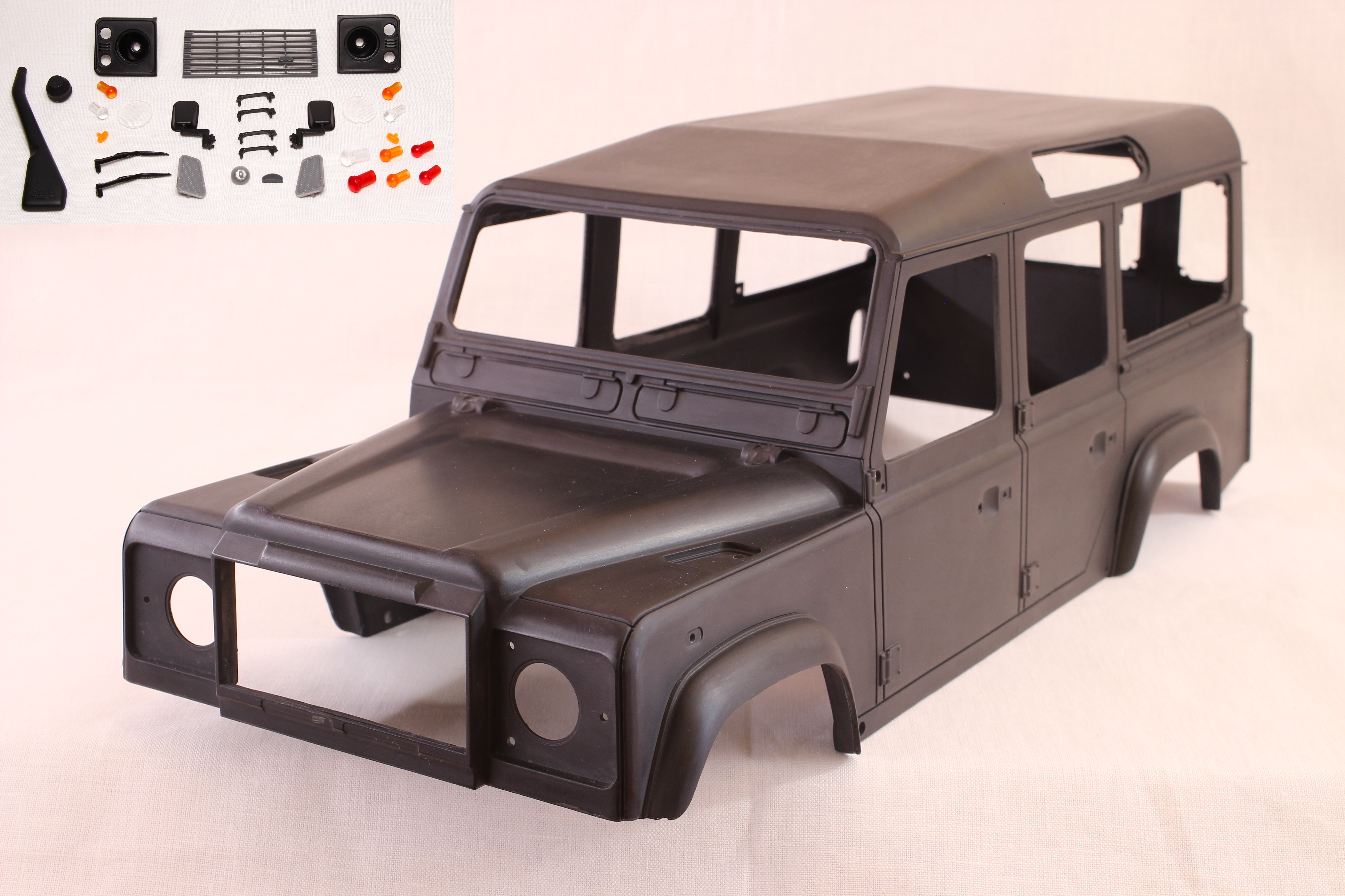Land Rover Defender D110 Hardbody
