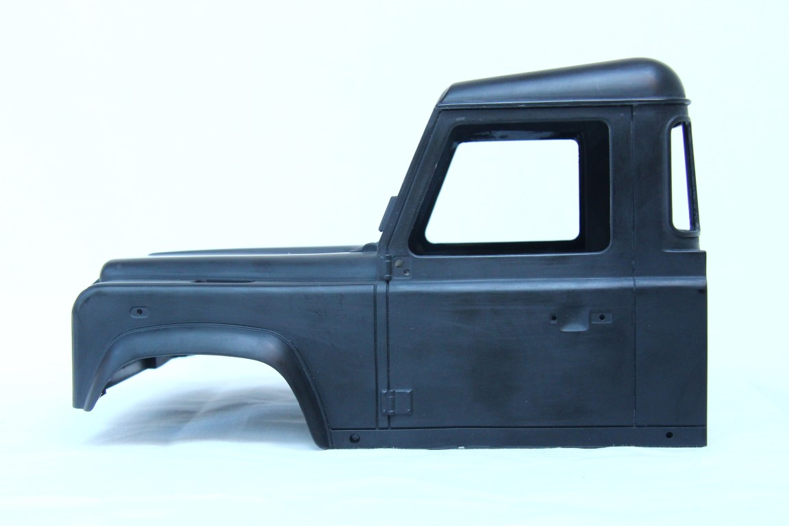 Land Rover Defender D90 Cab Hardbody