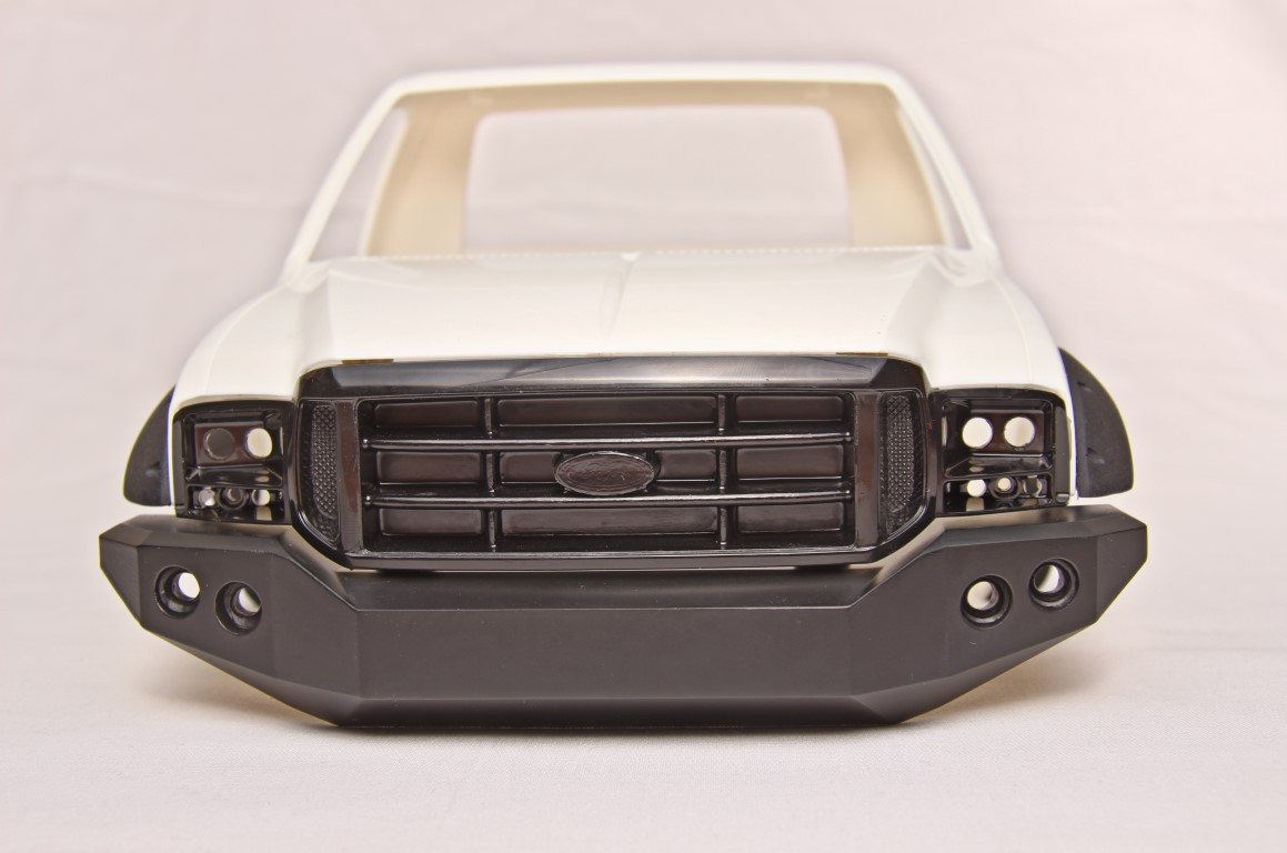 ARB Style Bumper for Ford F350 (wide)