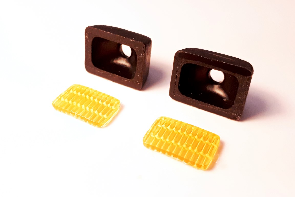 Front Position Lights for Tamiya Wrangler LED Ready