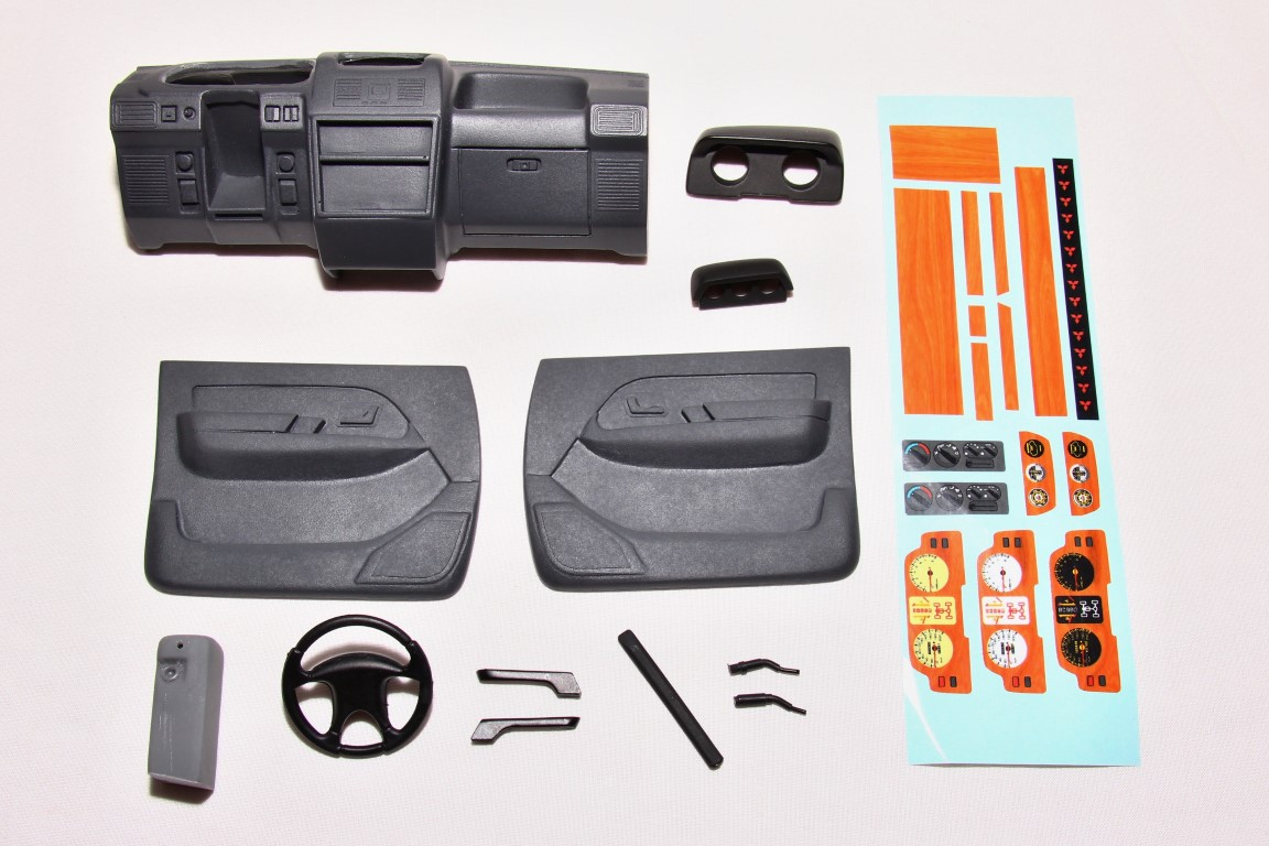 Interior Set for Mitsubishi Pajero