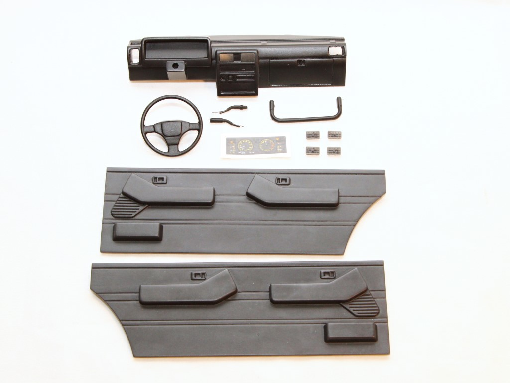 Interior Set for Nissan Patrol Y60 (LSW)