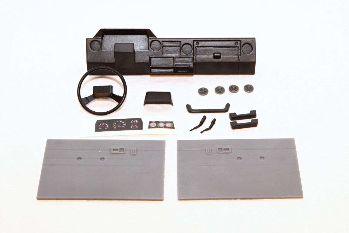 Interior Set for Toyota LJ70 / BJ75 (LSW)
