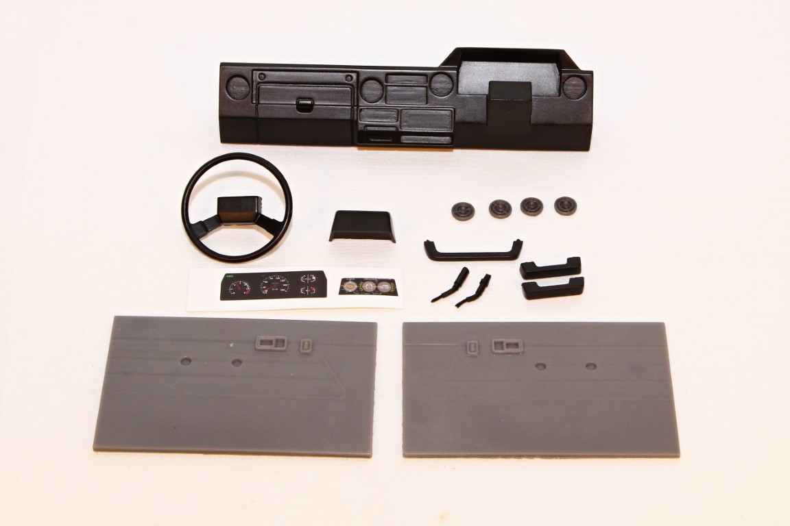 Interior Set for Toyota LJ70 / BJ75 (RSW)