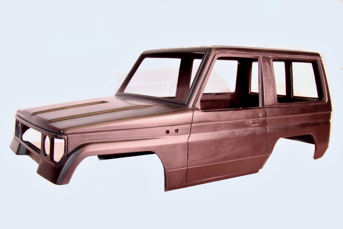 Toyota Land Cruiser LJ70 (175mm wide)
