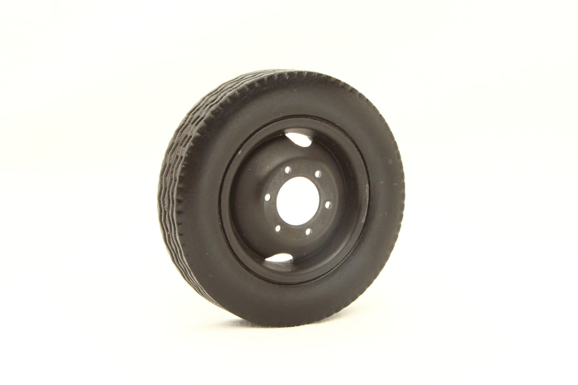 1/14 Scale Truck Wheel, small, 1 pc
