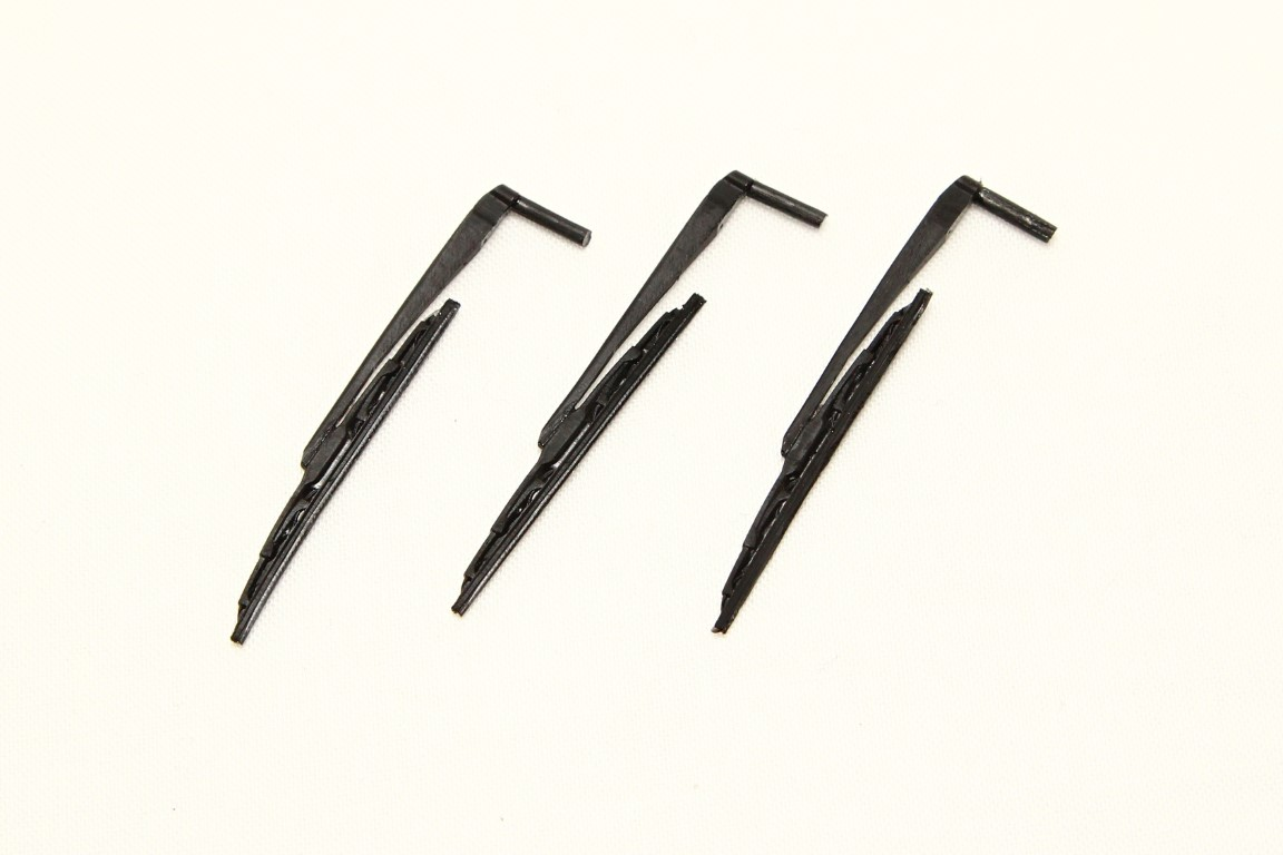 Universal Truck Wipers, 3pcs