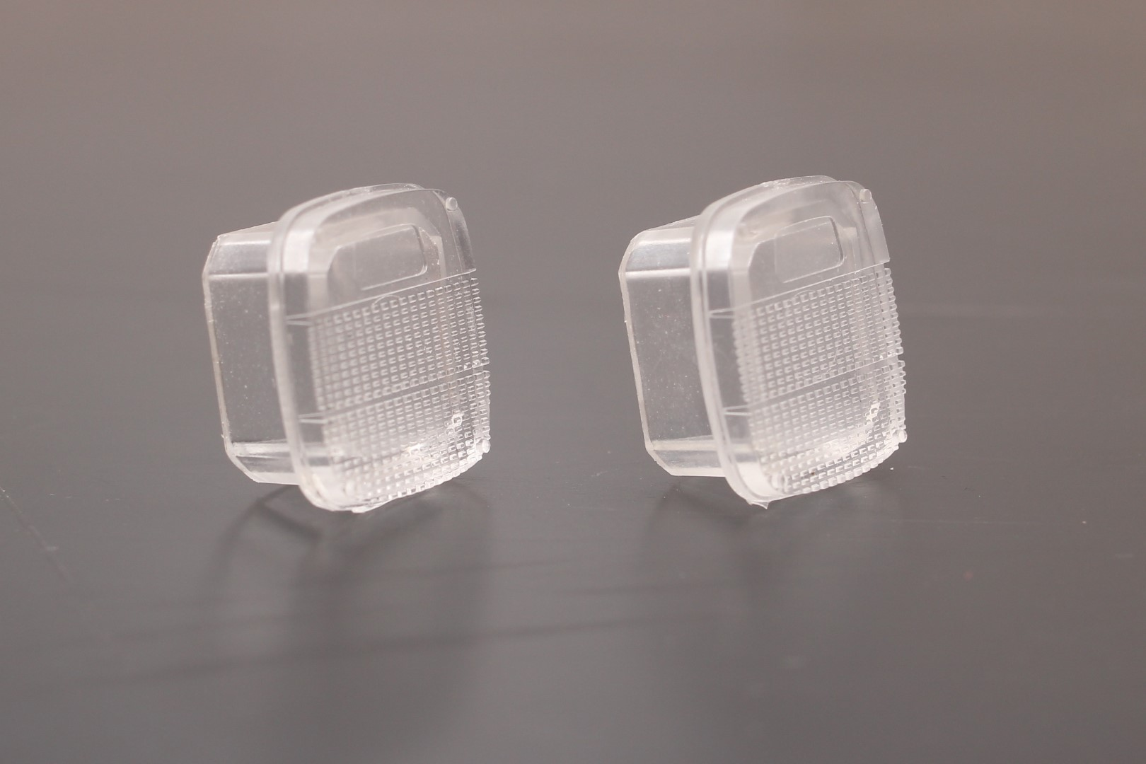2x Wrangler YJ Tail Light Clear
