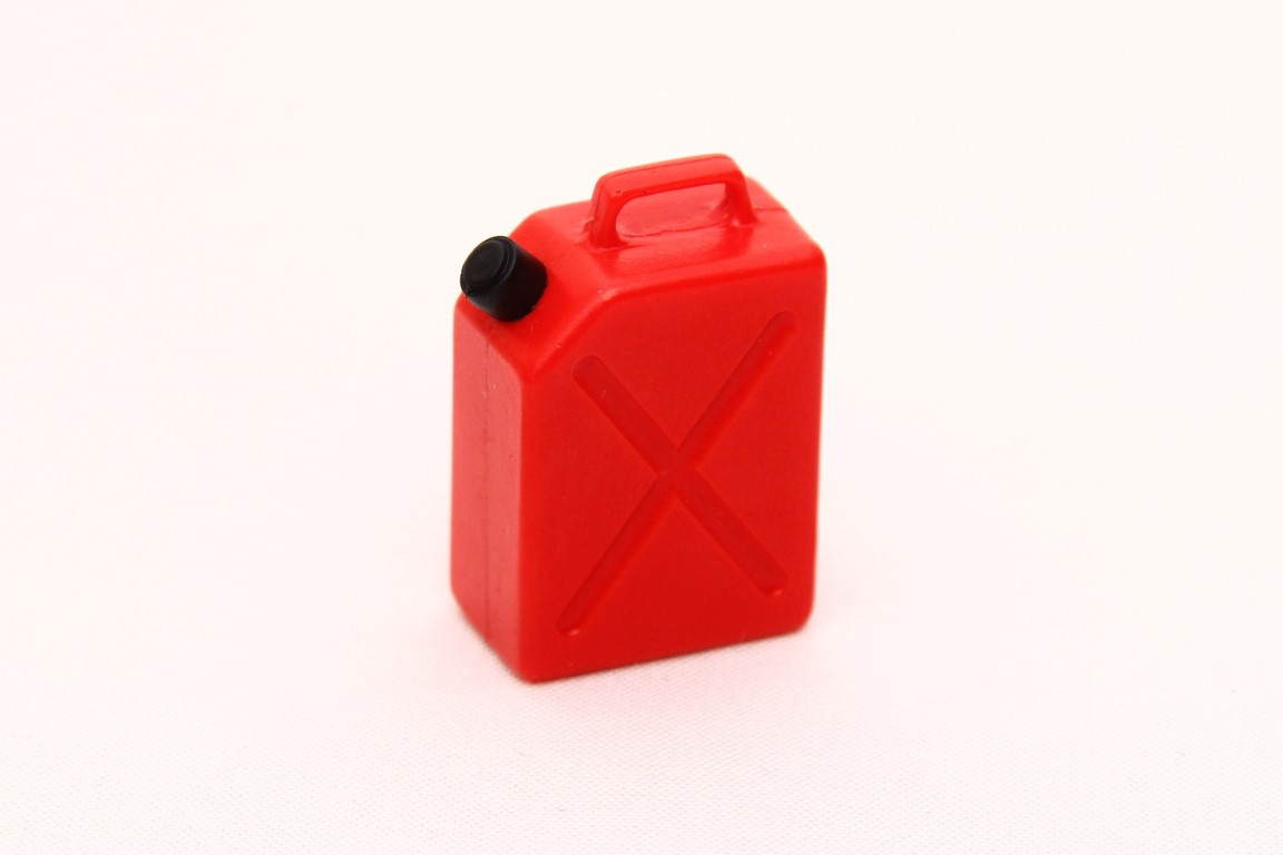 Fuel Caniste Small, Red