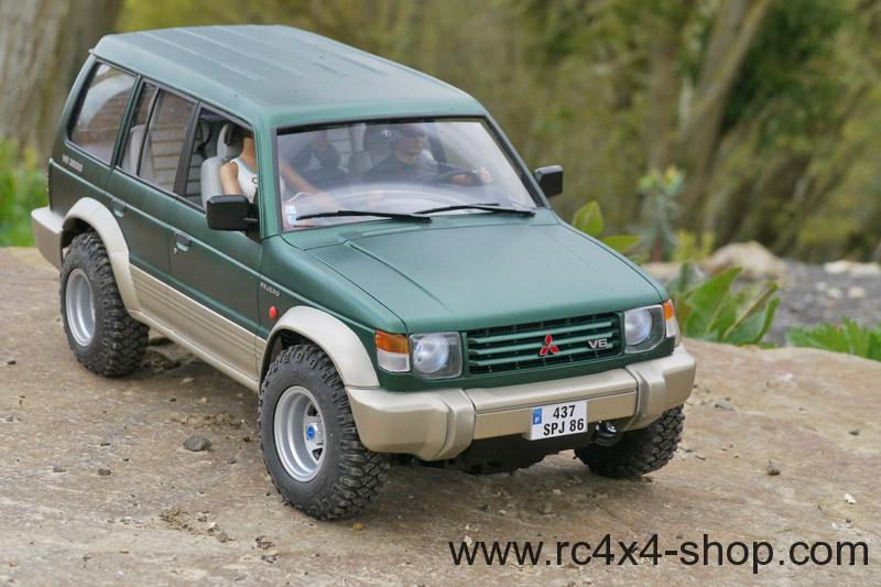 Mitsubishi Pajero Wagon Hardbody