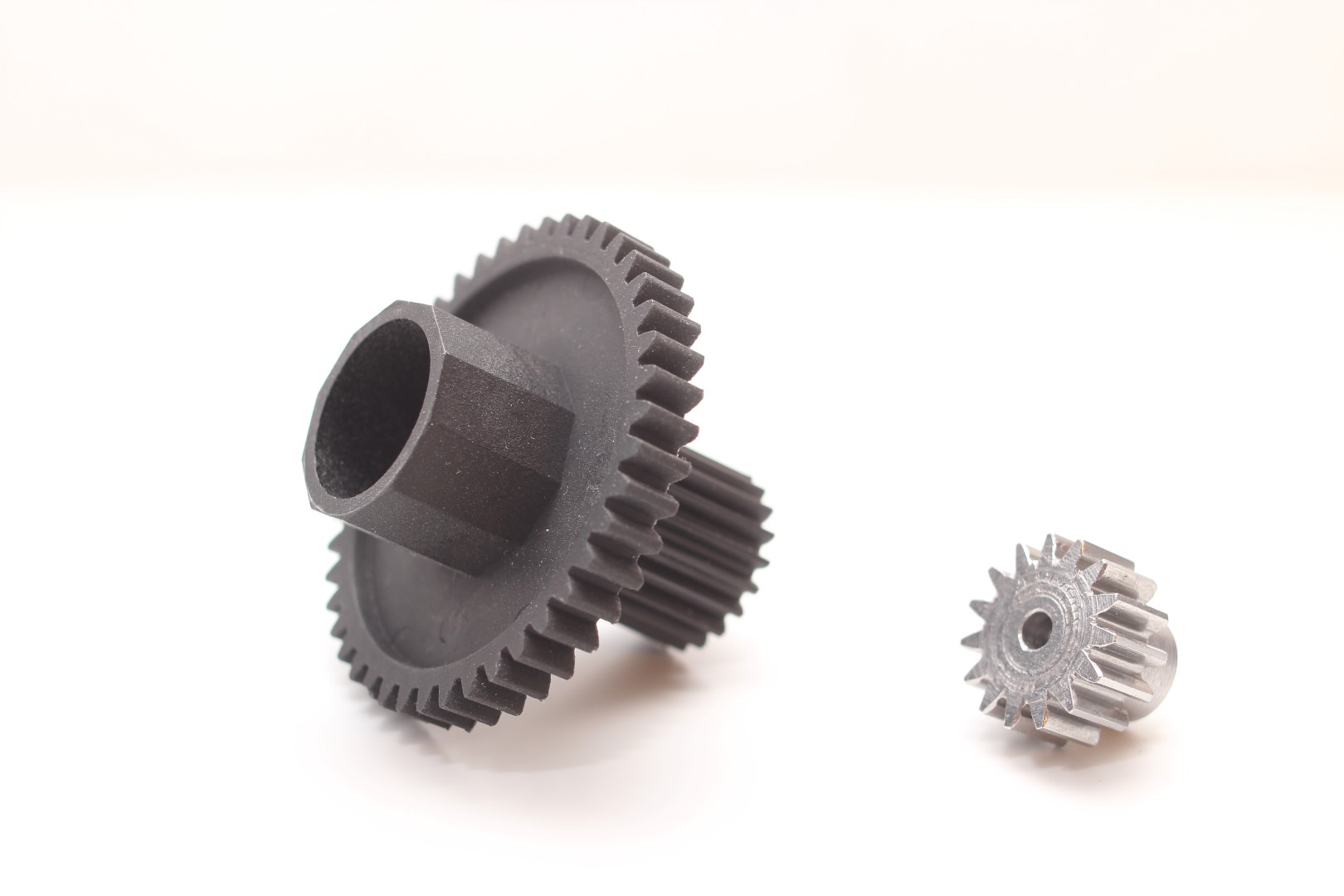 Modified gears
